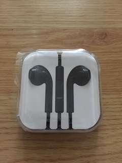 全新 黑色耳機