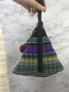 泰國 三角民族 袋