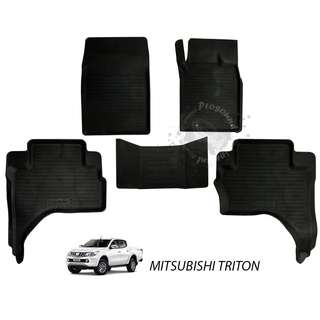 RUBBER MAT FOR MITSUBISHI TRITON 2015