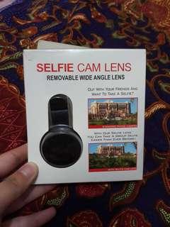 Selfie cam lens -superwide
