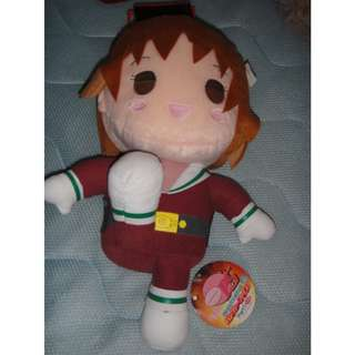 Girls und Panzer part one anime character stuff toy from Japan