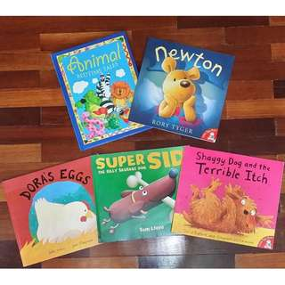 Children English Story Books (5 Books)
