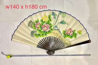 Chinese Painting in fan shape