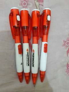 New n Preloved Pen Hankook Take All
