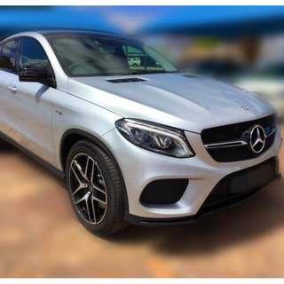 Mercedes Benz GLE43 3.0 (A) AMG Premium