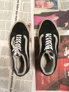 Vans Old Skool Suede Original Authentic