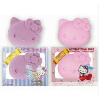 Hello kitty Soap (buy 1 take 1)