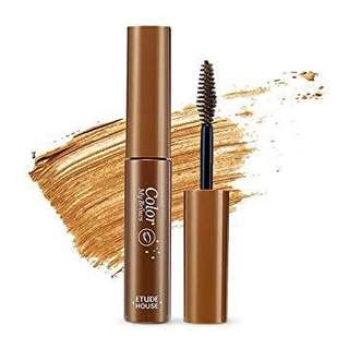 Etude House Original color my brows 04 natural brown