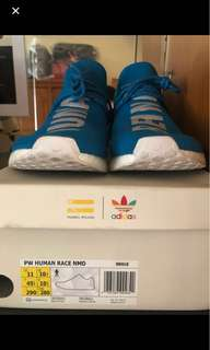 Adidas NMD Human Race Blue By Pharell Williams
