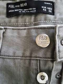 Pull & Bear Denim size 34