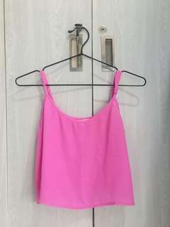 Cotton On Pink Tank Top
