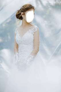 Wedding Gown( Mikee Andrei)
