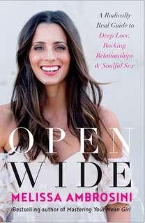 Open Wide by Melissa Ambrosini