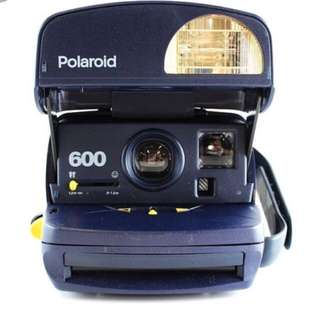 Polaroid One-Step 600