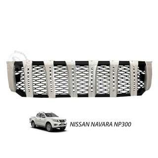 NISSAN NAVARA NP300 2015 (NNF-052) FRONT GRILLE V4 (WHITE)