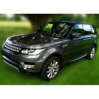 Land Rover Range Rover Sport 3.0 (A) HSE SDV
