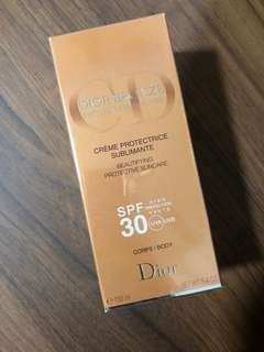 DIOR Body Sunscreen SPF30