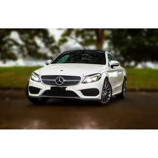 Mercedes-Benz C300 2.0 (A) AMG Coupe