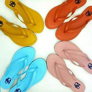 Colorful Beach Thong Sandals