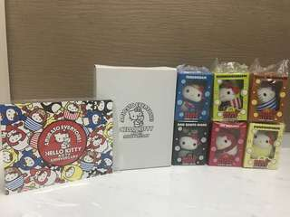 Macdonald 40th anniversary Hello Kitty collectibles
