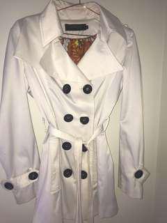 Giorgio white coat
