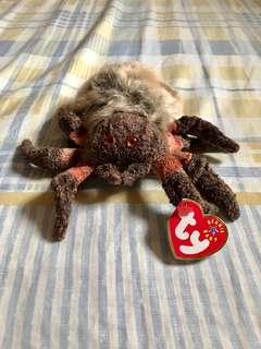 TY The Beanie Babies Collection - Original - Hairy 2000