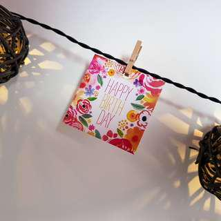 Gift Wrap Gift Tags