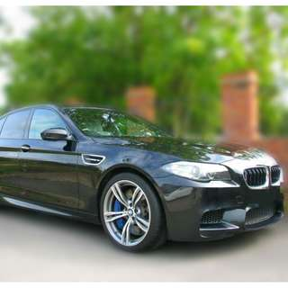 BMW-F10 M5 4.4 V8 Twin Turbo (A) Meisterschaft Exhaust
