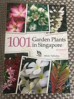 1001 plants in Singapore