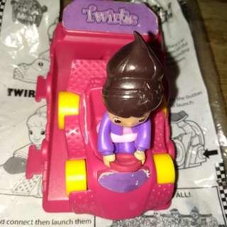 Jollibee Jolly Racers Twirlie