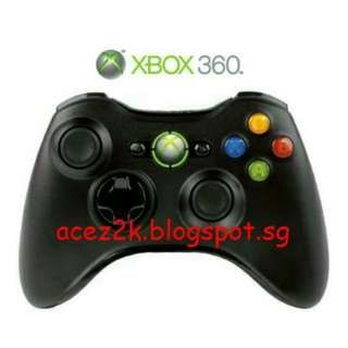 Xbox 360 Original Wireless Controller (Refurbished)