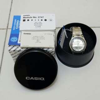 Brand New Casio Analog/Digital