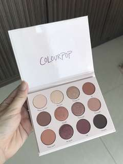 Colourpop GIVE IT TO ME STRAIGHT
