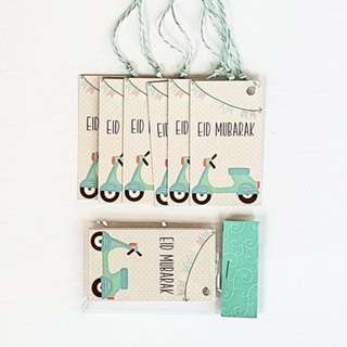Personalize Gift Tags / Handtags / Label / Bookmark