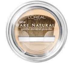 Authentic L'OREAL BARE NATURALE GENTLE MINERAL POWDER