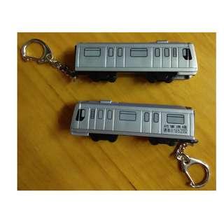 將軍澳線 2002年 : 絕版 MTR 地鐵公司 紀念品