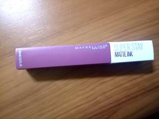 Brand New Maybelline Superstay Matte Ink