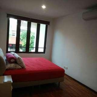 Master bedroom Next to Tanah Merah MRT, 2mins walk