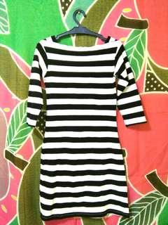 Korean Stripe Dress Inspired😊