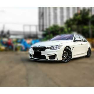BMW F30 M3 Conversion (A) M-Sport