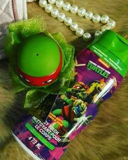 Teenage Mutant Ninja Turtles Sponge