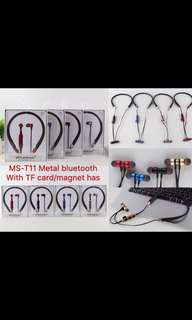 MT-11 Bluetooth