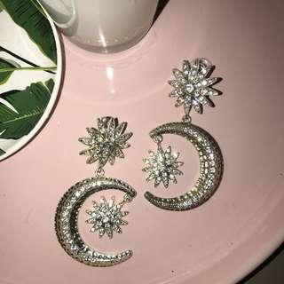 ⭐️🌙 earrings