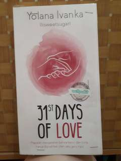 31st Days of Love