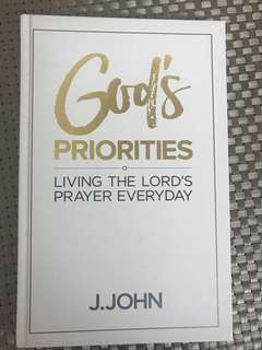 God's Priorities by J John