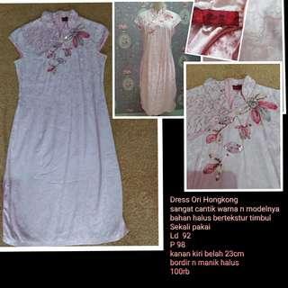Dress Ori Hongkong