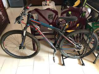 GT 29er hard tail with full SLX
