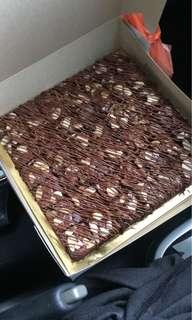Brownies Nutella
