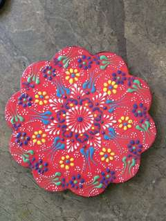 Turkish hand-made trivet