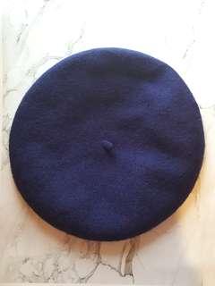 寶藍色冷帽